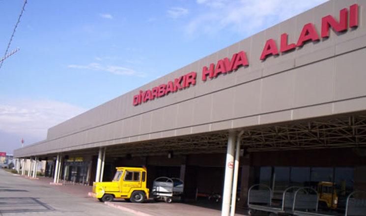 diyarbakır havaalanı